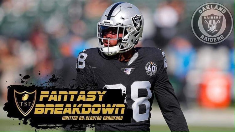 Las Vegas Raiders Fantasy Breakdown