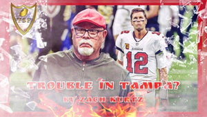 Trouble in Tampa?