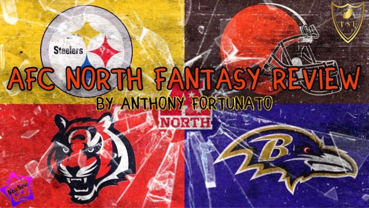 2020 AFC North Fantasy Review