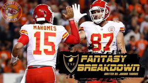 2020 Fantasy Outlook: Kansas City Chiefs
