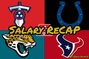 2020 Salary ReCap AFC South Edition
