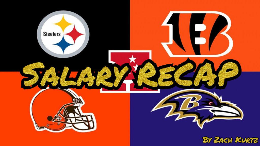 2020 Salary ReCap AFC North Edition