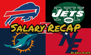 2020 Salary ReCap: AFC East Edition