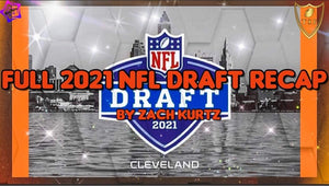 Full 2021 NFL Draft Recap