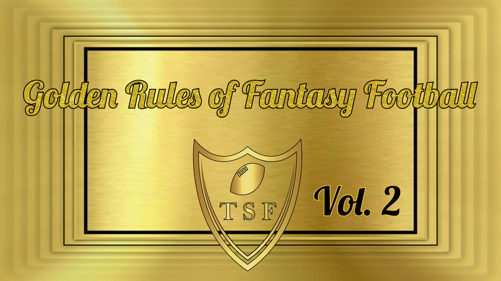 Golden Rules of Fantasy Volume 2