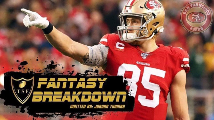 San Francisco 49ers Fantasy Breakdown