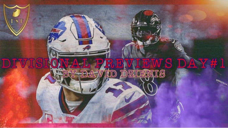 Divisional Previews Day #1
