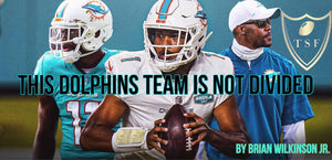 This Dolphins Team Is Not Divided