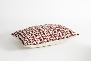 Oblong Beech Leaf Cushions
