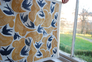 Swallow Print Cushions