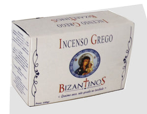 Incenso Grego Bizantinos Mirra