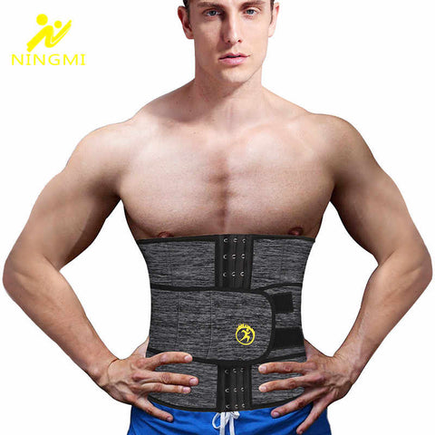 Men's 2 IN 1 Sweat Belt + Waist Trainer