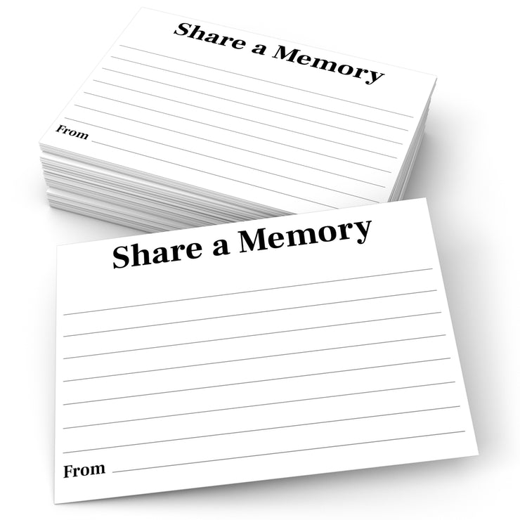 Share a Memory - Unisex, White