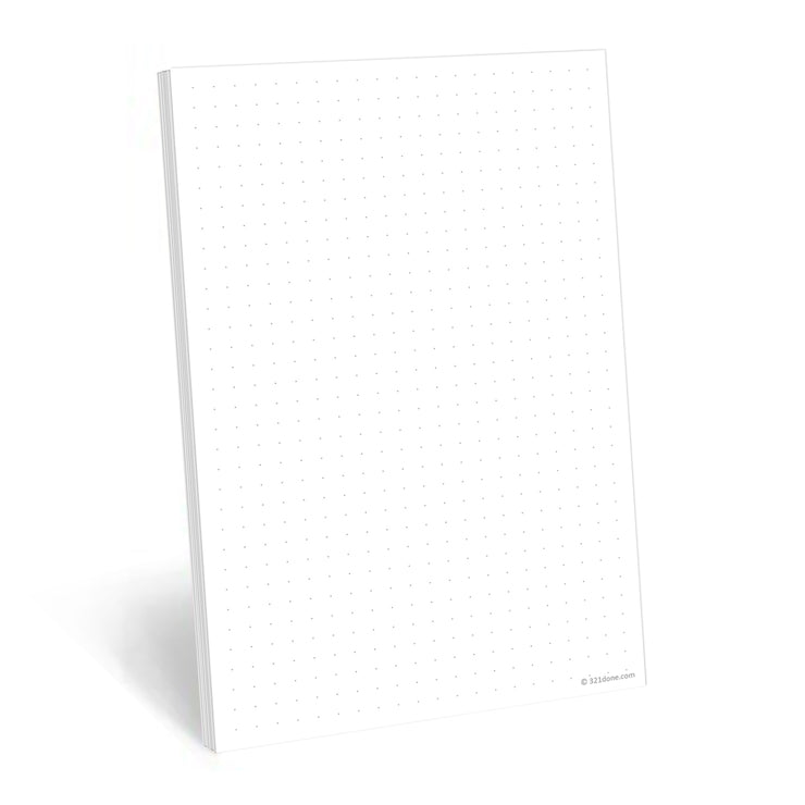 Dot Grid Notepad