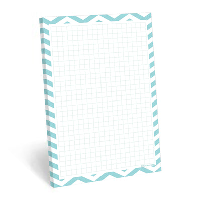 Graph Paper Notepad