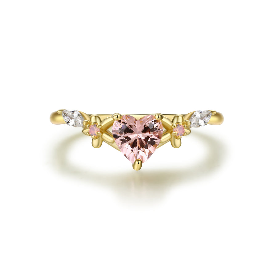 Erica Sweetheart Ring