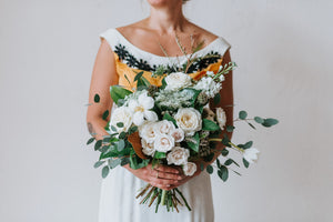 Kensington Bridal Bouquet