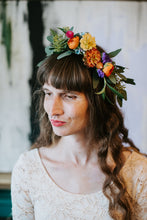 Load image into Gallery viewer, Majorelle Flower Crown