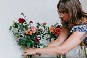 Flower Arranging Basics