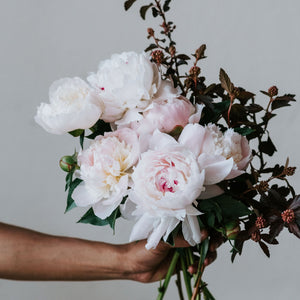 Peony Party Bouquet