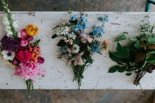 Load image into Gallery viewer, live virtual flower arranging basics