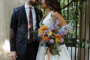 Majorelle Bridal Bouquet