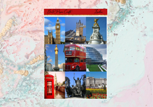 Load image into Gallery viewer, London Mini kit | EC Planner Stickers