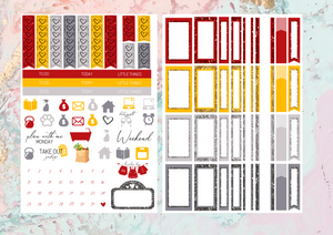 London Deluxe kit | EC Planner Stickers