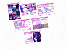 Load image into Gallery viewer, Galaxy Mini kit | EC Planner Stickers