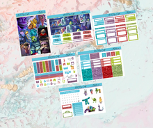 Load image into Gallery viewer, Monsters inc Mini kit | EC Planner Stickers