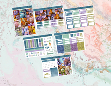 Load image into Gallery viewer, Beach vibes Mini kit | EC Planner Stickers