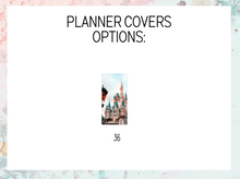 Load image into Gallery viewer, Weeks Plan B Planner | Foil Planner Stickers | Standard vertical planner