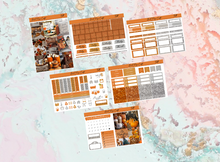 Load image into Gallery viewer, Fall Mini kit | Standard Vertical Planner Stickers