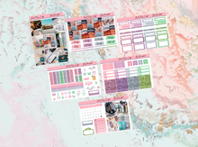 Load image into Gallery viewer, Back to school Mini kit | Standard Vertical Planner Stickers