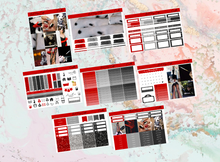 Load image into Gallery viewer, Cruella Deluxe kit | Standard Vertical Planner Stickers