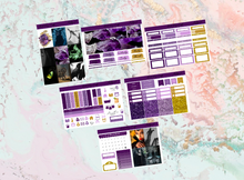 Load image into Gallery viewer, Maleficent Mini kit | Standard Vertical Planner Stickers