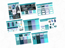 Load image into Gallery viewer, Ghost Host Deluxe kit | Standard Vertical Planner Stickers
