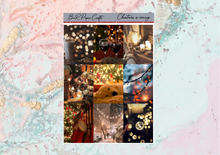 Load image into Gallery viewer, Christmas is coming Mini kit | Standard Vertical Planner Stickers