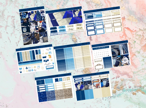 Ravenclaw Deluxe kit | EC Planner Stickers