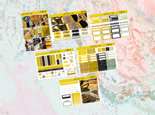Load image into Gallery viewer, Hufflepuff Mini kit | EC Planner Stickers