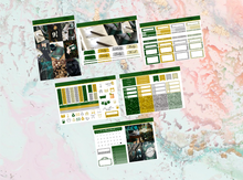 Load image into Gallery viewer, Slytheryn Mini kit | EC Planner Stickers