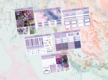 Load image into Gallery viewer, Lavender Mini kit | EC Planner Stickers