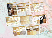 Load image into Gallery viewer, Greek Deluxe kit | Standard Vertical Planner Stickers