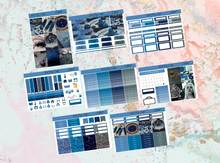 Load image into Gallery viewer, Celestial Deluxe kit | Standard Vertical Planner Stickers