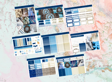Load image into Gallery viewer, Cinderella Deluxe kit | Standard Vertical Planner Stickers