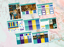 Load image into Gallery viewer, Jasmine Deluxe kit | EC Planner Stickers