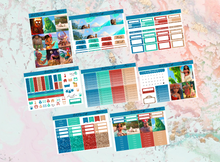 Load image into Gallery viewer, US RTS Moana movie Deluxe kit | EC Planner Stickers