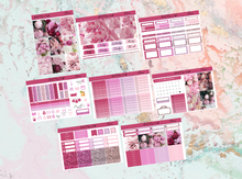 Load image into Gallery viewer, Peonies Deluxe kit | EC Planner Stickers