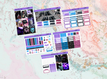 Load image into Gallery viewer, Skull Mini kit | Standard Vertical Planner Stickers
