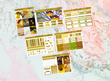 Load image into Gallery viewer, Honey bee Mini kit | Standard Vertical Planner Stickers
